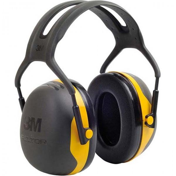Kapselgehörschützer Peltor™ Kopfbügel X-Serie