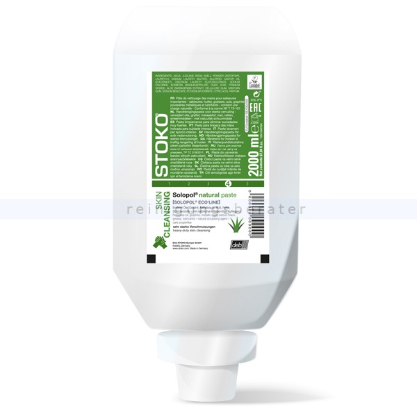 Solopol® natural 2000 ml Softflasche